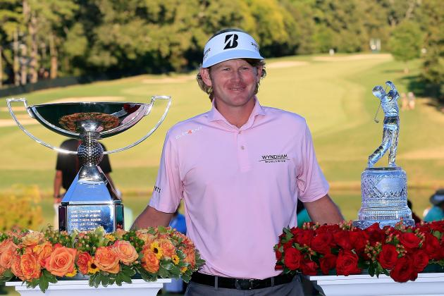 Tour Championship 2013: Tee Times, Date and TV Schedule