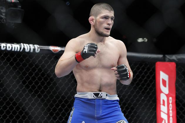 Manager: Khabib Nurmagomedov Wants Rafael Dos Anjos with Win over Pat Healy