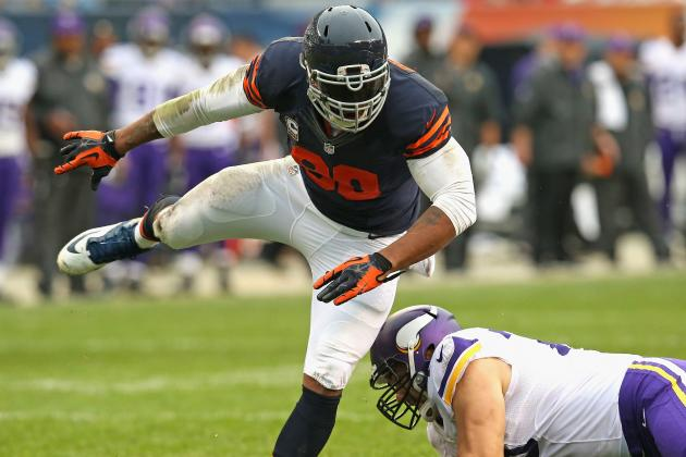 Dissecting Best Individual Matchups to Watch in Bears' Week 3 Action