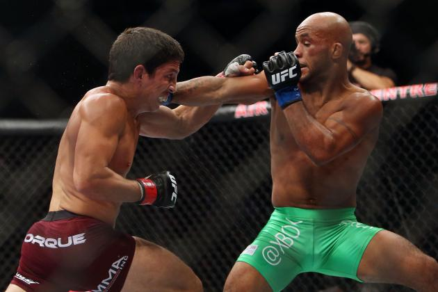 Demetrious Johnson vs. Joseph Benavidez 2 Set for TUF 18 Finale Nov 30