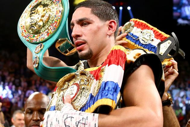 Floyd Mayweather Must Consider Danny Garcia for Next Bout