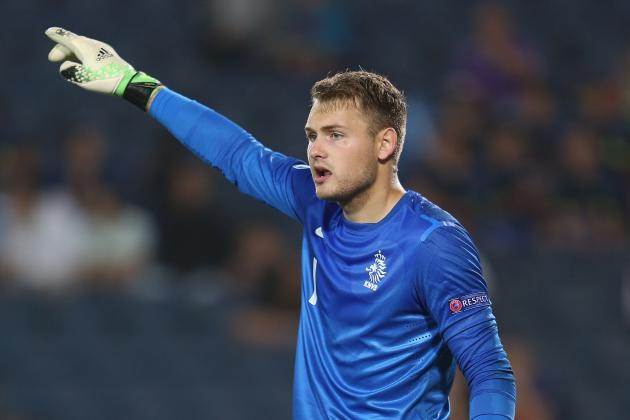 Newcastle United Scout Ajax Keeper Jeroen Zoet
