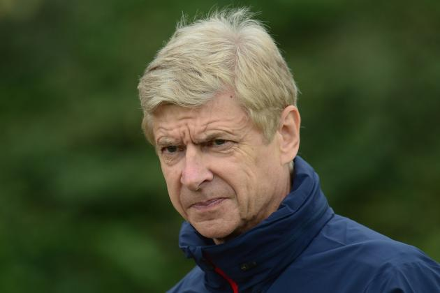 Arsene Wenger: 'We Were Slow to Start but Then Stepped It Up'