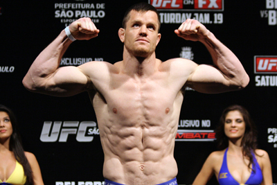 Luke Rockhold Out, C.B. Dollaway Meets Tim Boetsch at UFC 166