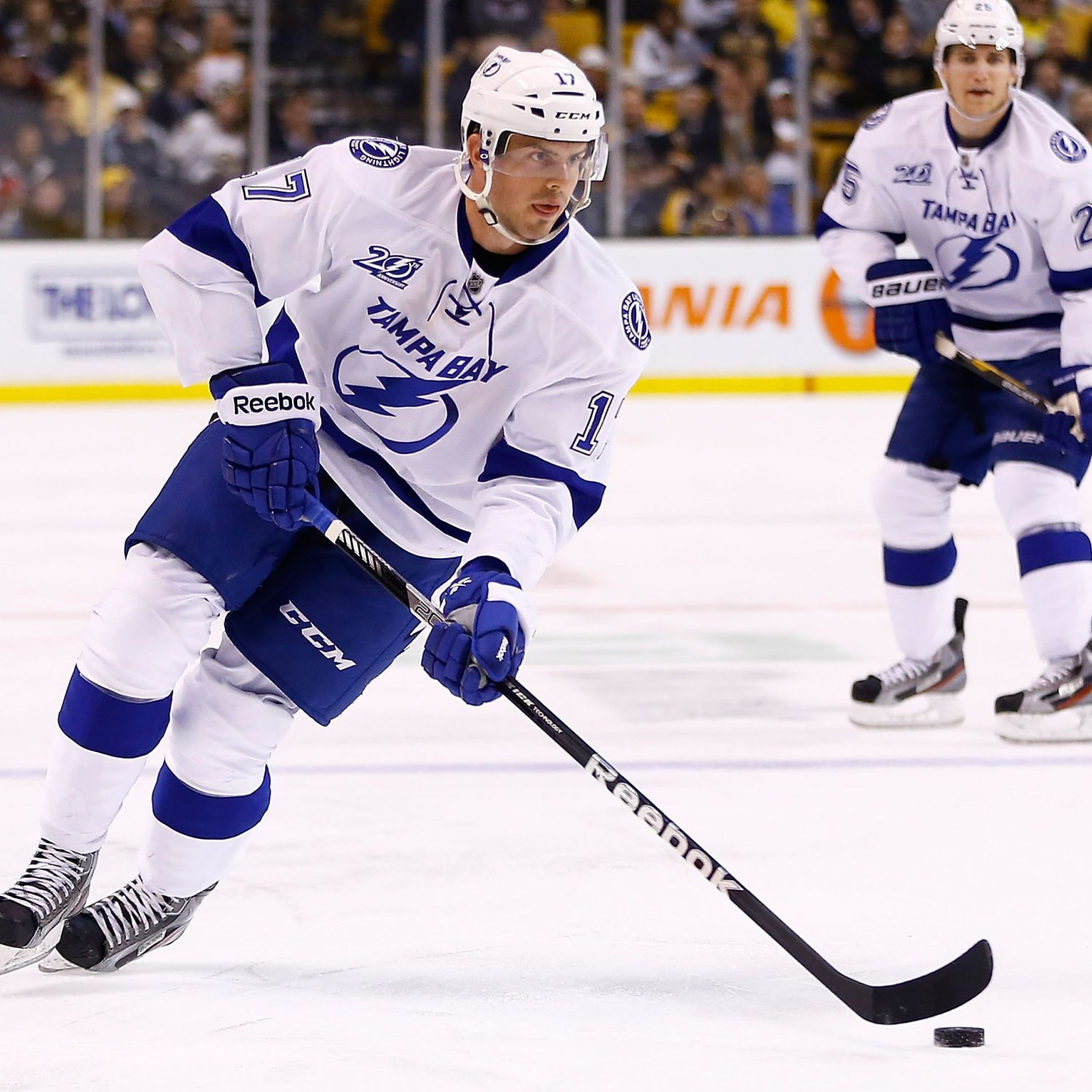 Why Alex Killorn Is Tampa Bay Lightning 39 S Biggest X Factor For 2013 14 Se