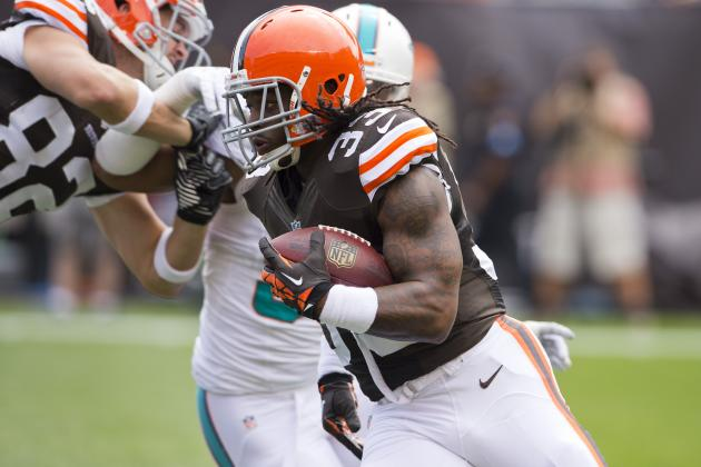 Fantasy Football: Why You Should Wait Until Week 4 to Trade for Trent Richardson