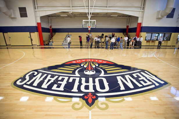 New Orleans Pelicans Unveil Brand New $15 Million Practice Facility