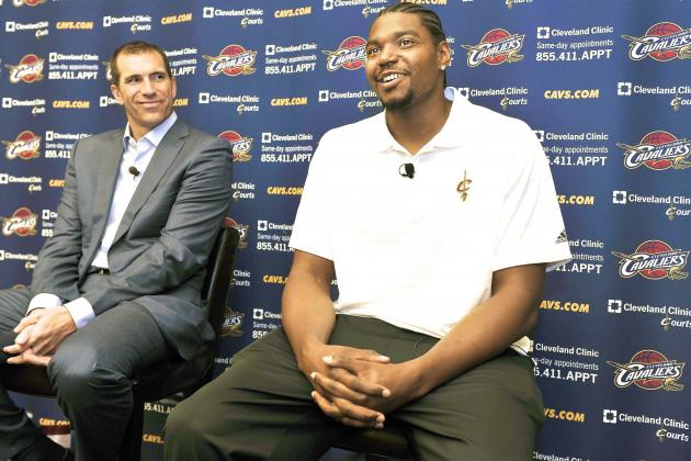 Will Andrew Bynum Experiment Be Another Disappointment for Cleveland Cavs?