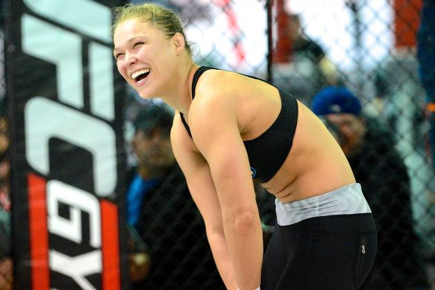TUF 18: The Ronda Rousey Hate Is Largely Unjustified