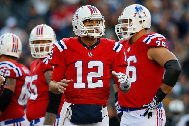 Pat Patriot, R.I.P.? New NFL Safety Rule Forbids Alternate Helmets