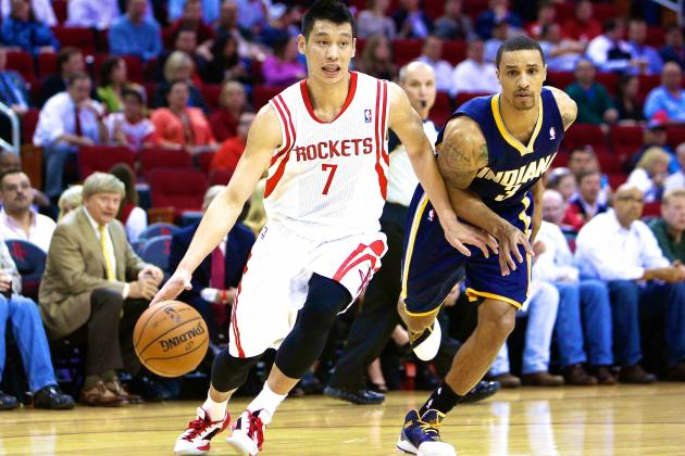Can Houston Rockets Win a Title with Jeremy Lin as Starting Point Guard?