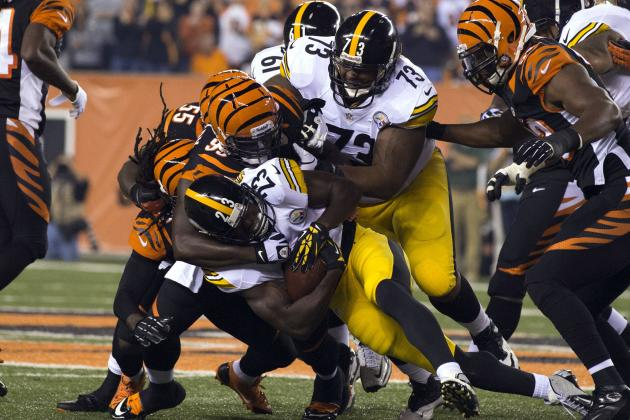 Breaking Down the Pittsburgh Steelers' Inability to Run the Ball