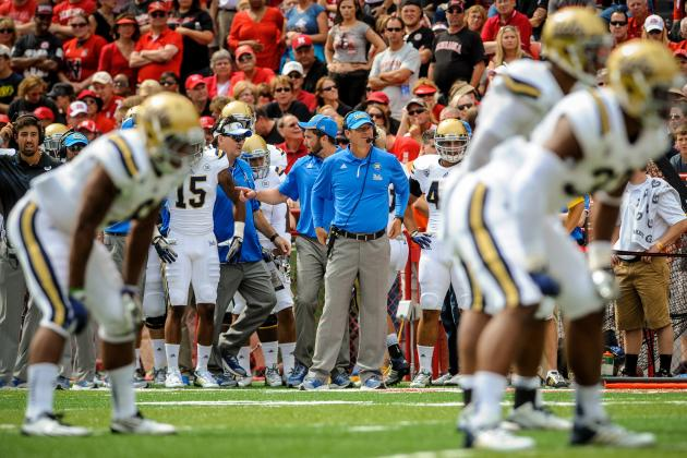 UCLA Football: How UCLA Is Selling Its Program in a Pro-USC Town