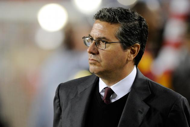 Never Say Never: Will Dan Snyder Be Forced to Rename the Washington Redskins?