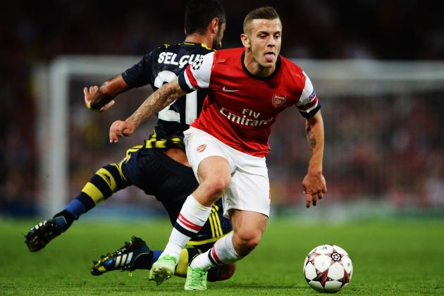 Is Jack Wilshere Being Weighed Down by Too Much Expectation?