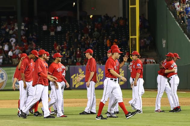 Who Surprised and Who Disappointed for the Texas Rangers in 2013