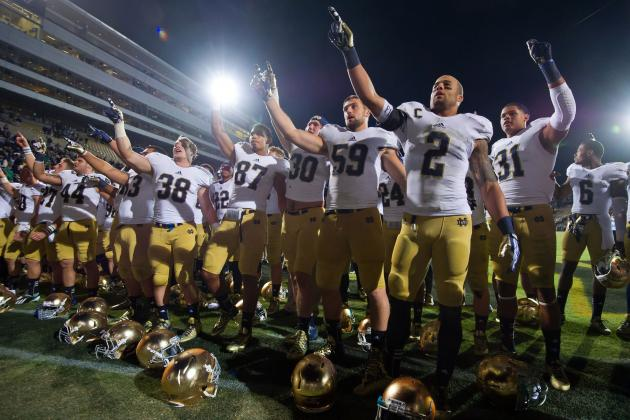 College Football Rankings 2013: Top 25 Teams on Upset Alert