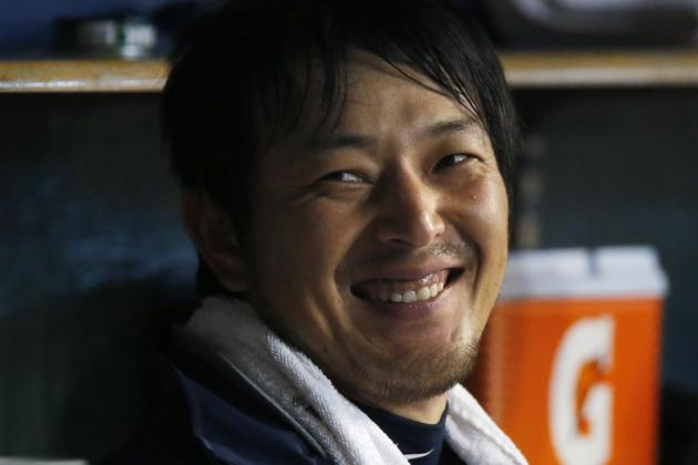 Mariners Getting Ace-Like Finish by Hisashi Iwakuma