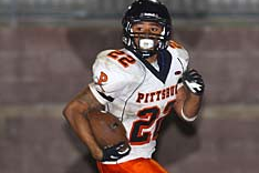 Pittsburg High's Harris Ross Having a Spectacular Senior Season