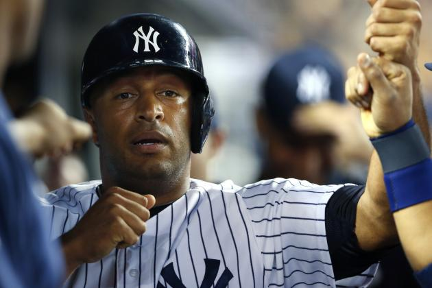 Vernon Wells Delivers Big Hit as Yankees Beat Blue Jays