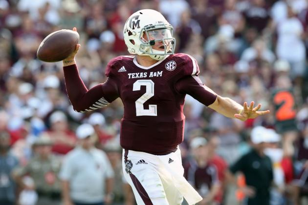 Could Johnny Manziel Be on the Philadelphia Eagles' Radar for 2014?
