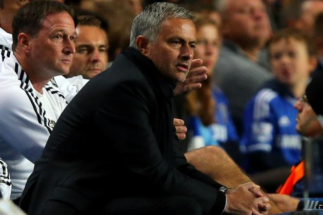 Jose Mourinho Backs Samuel Eto'o, Demba Ba and Fernando Torres After Basel Loss