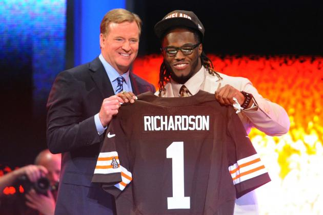 Why the Trent Richardson Trade Makes Sense for the Cleveland Browns