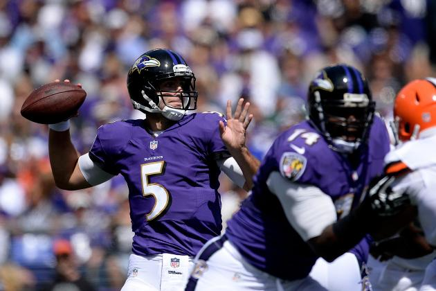 Houston Texans vs. Baltimore Ravens: Breaking Down Houston's Game Plan