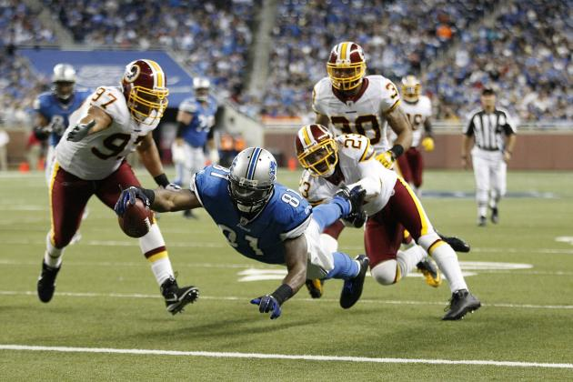 Detroit Lions vs. Washington Redskins: Breaking Down Washington's Game Plan