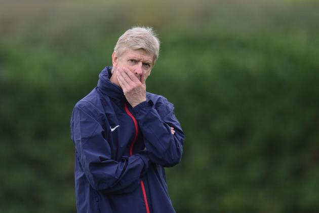 How Arsene Wenger Should Set Arsenal Up vs. Stoke