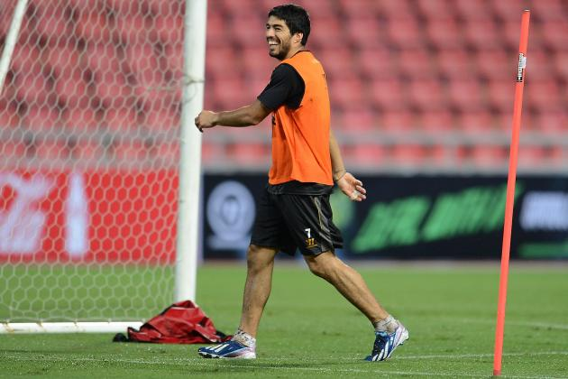 Luis Suarez Ready to Replace Injured Philippe Coutinho Despite Flop on Return