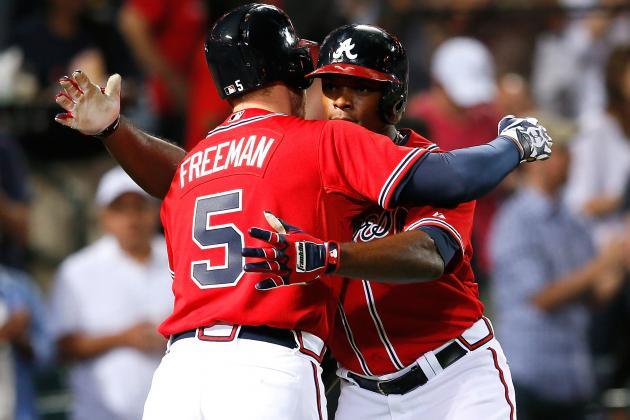 Atlanta Braves Clinch National League East with Nationals Loss vs. Marlins