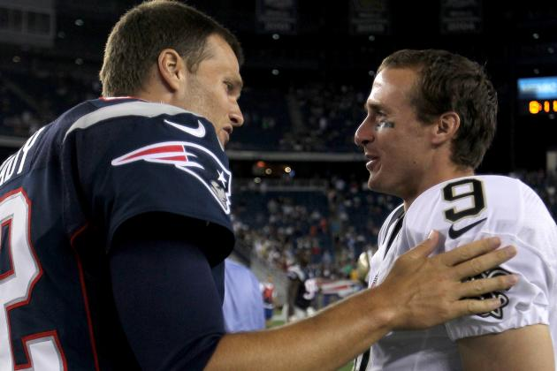 Brees and Brady Have Differing Opinions on Goldson