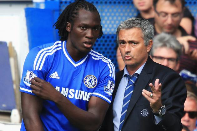 Why Loaning out Romelu Lukaku Could Backfire on Chelsea Boss Jose Mourinho