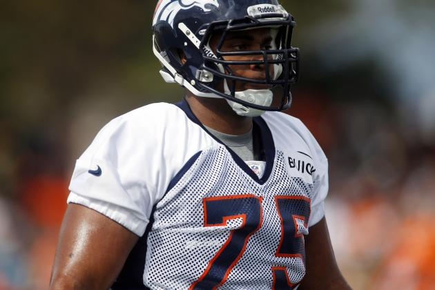 Broncos' Chris Clark Confident About Replacing Star OT Ryan Clady