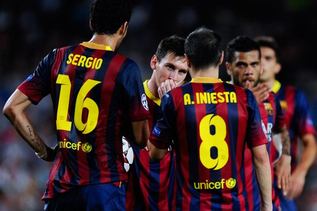 Rayo Vallecano vs. Barcelona: Date, Time, Live Stream, TV Info and Preview