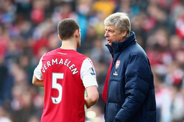 Arsene Wenger Must Resist the Temptation to Restore Thomas Vermaelen to His Team