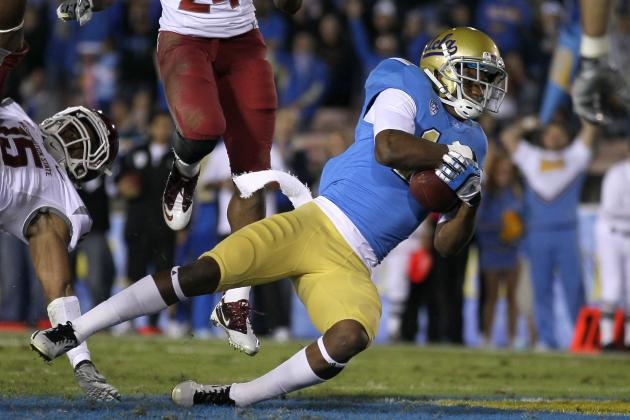 UCLA WR Shaq Evans Blasts USC Trojans on the Radio