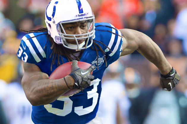Trent Richardson Trade: Colts RB Ensures Young Nucleus Is Future Dynasty