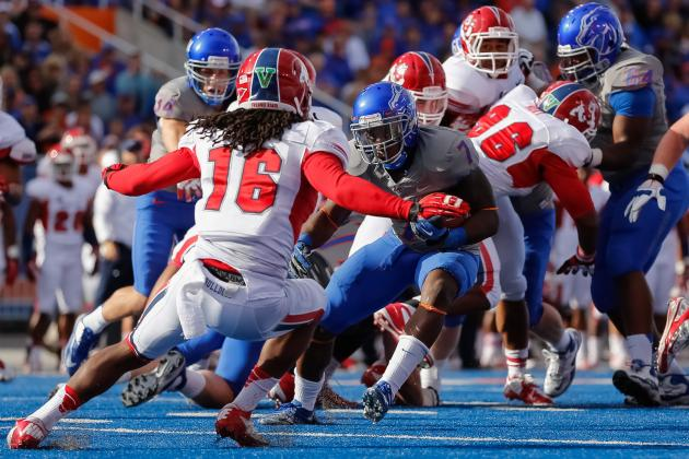 Boise State vs. Fresno State: TV Info, Spread, Injury Updates, Game Time, More