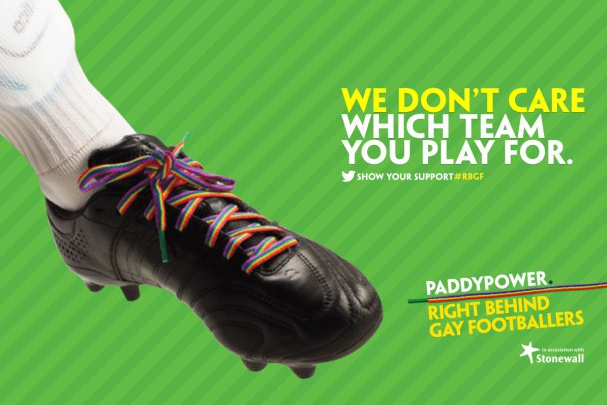Gay Rights Group Shun 'Rainbow Laces' Football Campaign over Sexualised Innuendo