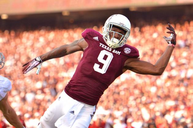 Ricky Seals-Jones Injury: Updates on A&M WR's Knee Surgery, Likely Return Date