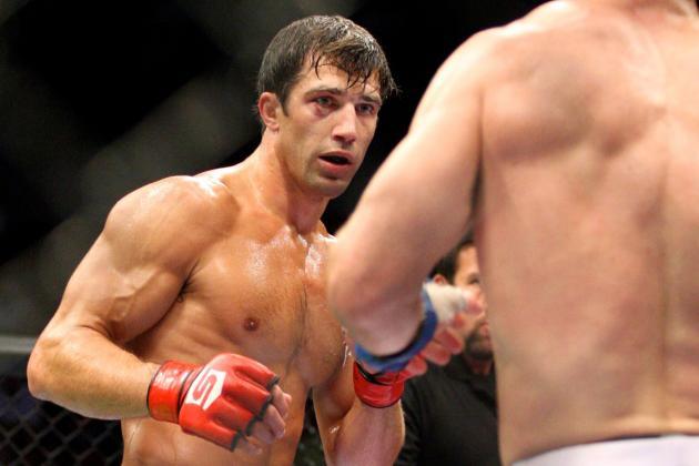 UFC 166 Fight Card: Luke Rockhold Injured, Tim Boetsch Now Meets CB Dollaway