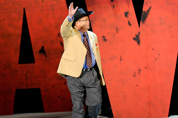 Jim Ross May Be TNA's Only Hope