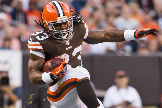 Debate: Grade the Trent Richardson Trade