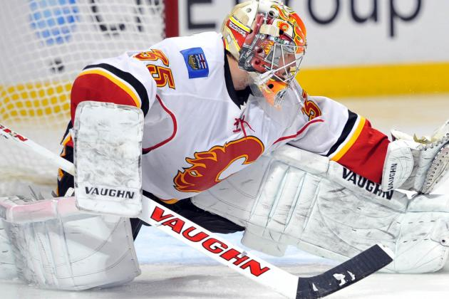 Calgary Flames Seeking Someone to Replace Miikka Kiprusoff