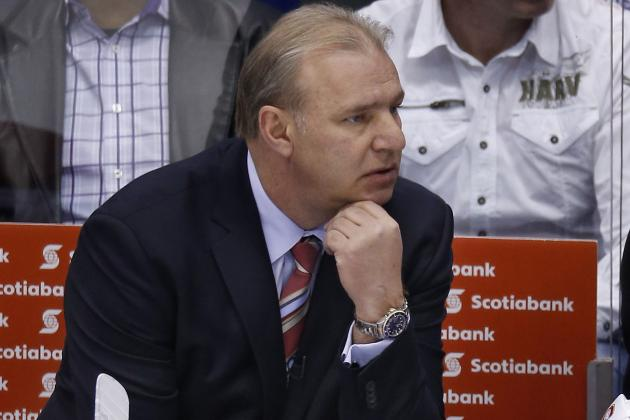 Therrien Defends Decision to Cut Leblanc