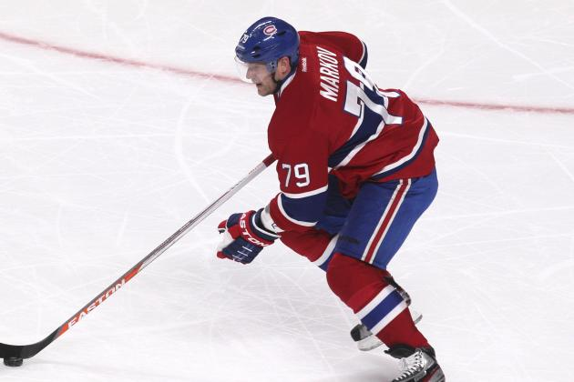 Canadiens' Andrei Markov Reflects on Journey from Moscow to Montreal