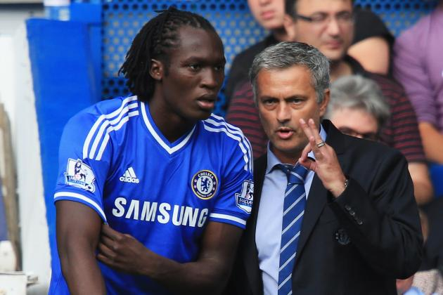 Jose Mourinho's Romelu Lukaku Mistake Could Cost Chelsea the Title