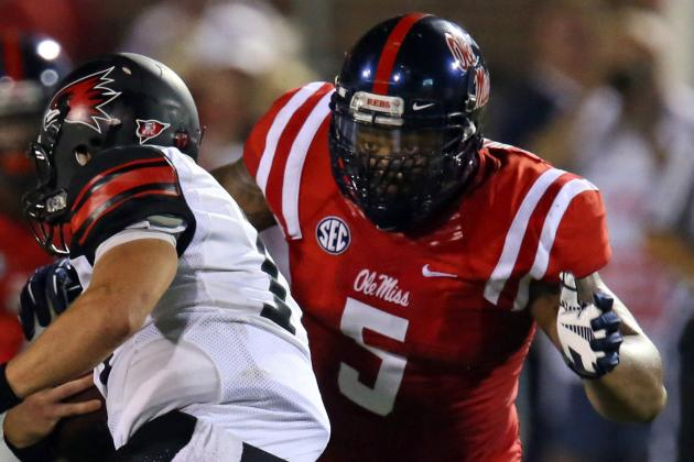 Buzzsaw Awaits Surging No. 21 Rebels